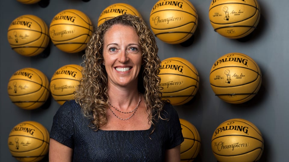 Agent of Change: Amy Brooks Is Leading the NBA's Innovation Push