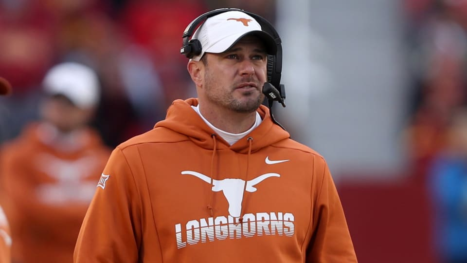 Forde-Yard Dash: Herman Still Has a Long Way to Go Before Texas Is Back