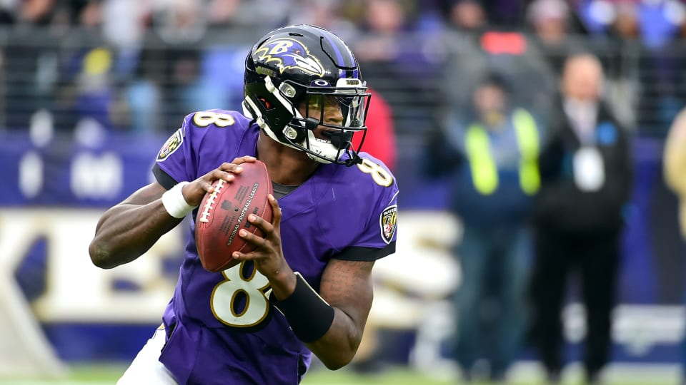 Lamar Jackson Dominated the Texans in a Week Where Quarterbacks Dominated the News