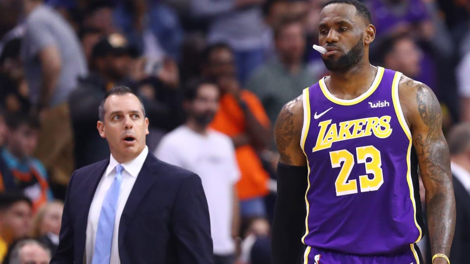 Inside Frank Vogel's Evolution into Leading LeBron James and the Lakers