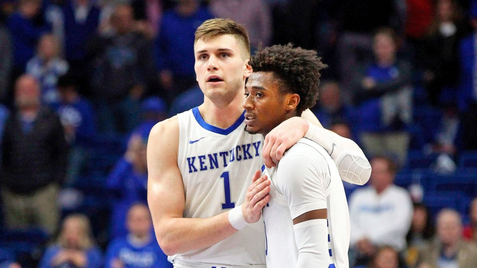 College Basketball Mailbag: What's Wrong With Kentucky?