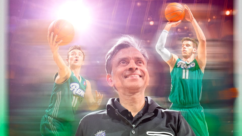 The Reno Experiment: Inside Vivek Ranadivé's Grand Scheme
