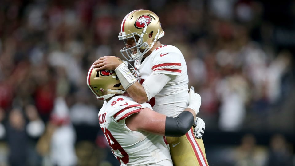 Winning Every Way Imaginable: 49ers Are Sitting Pretty in NFC Playoff Race After Outgunning the Saints