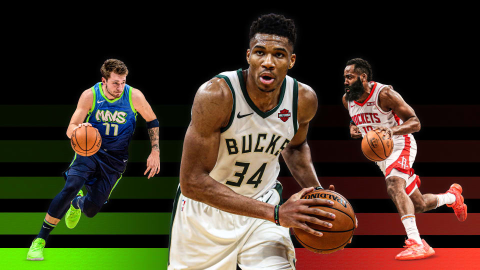2019-20 NBA First-Quarter Awards: The MVP Race Is Heating Up