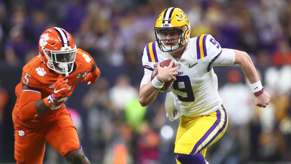 LSU Exorcises Its Past to Cap a Program Reawakening With a Historic Title