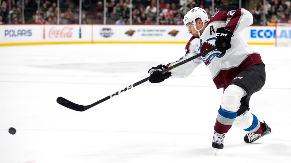 Nathan MacKinnon Has an Arsenal of Tricks to Power His Lethal Shot