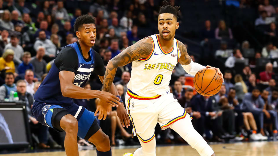 NBA Mailbag: Will the Warriors Trade D'Angelo Russell? Latest News on Andre Drummond