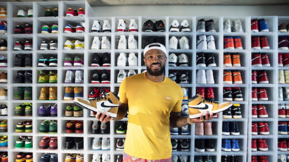 The House That P.J. Tucker Built: Inside the Sneaker Loft