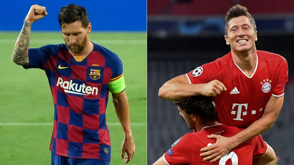 Messi, Barcelona Go Through, But Bayern Looks Like the Team to Beat in Champions League