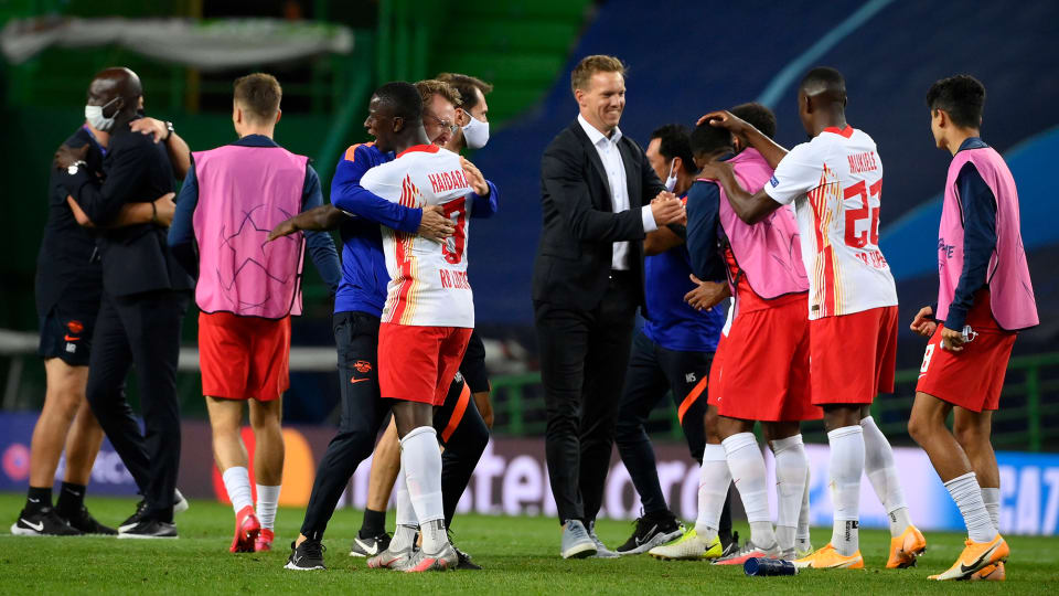 Nagelsmann Leaves His Mark on RB Leipzig's Run to Champions League Semifinals