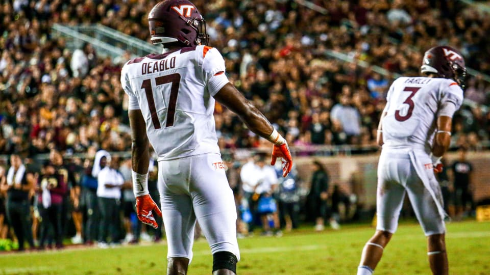 """Hokies Safety Divine Deablo on Possibility of Opting-Out: """"I Never Even Considered It"""""""