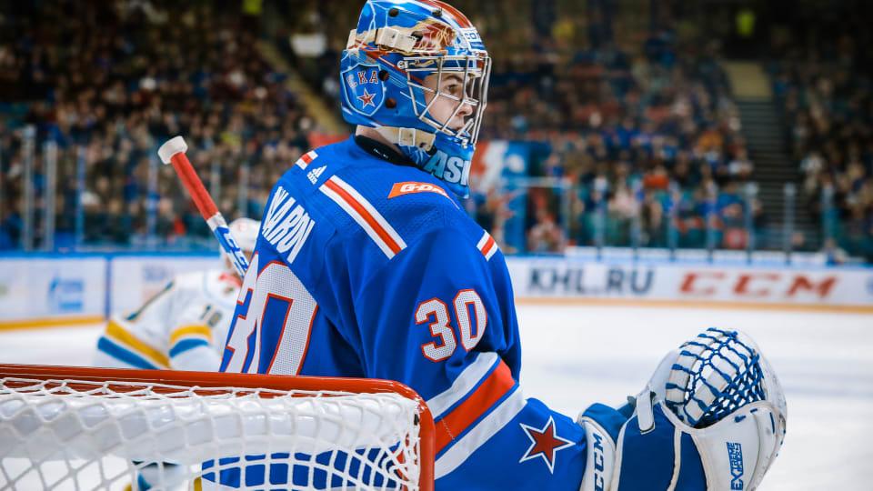 Yaroslav Askarov is the Real Deal Goaltending Prospect