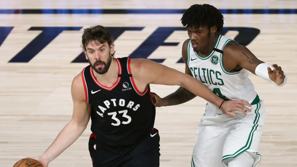 Conflicting reports surround Marc Gasol's offseason