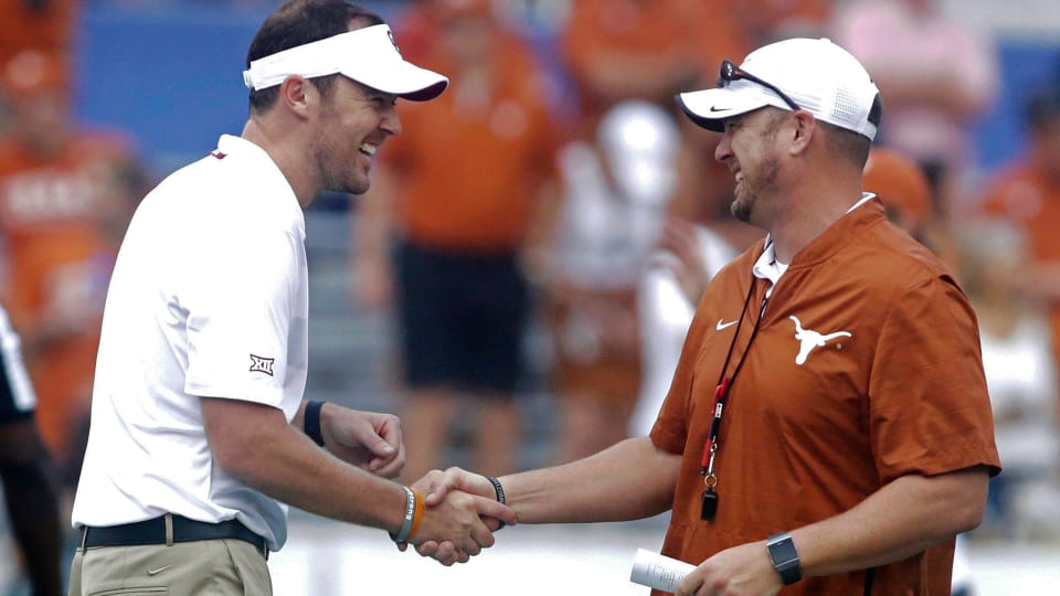 How the Lincoln Riley standard helped put Tom Herman's job on the rocks
