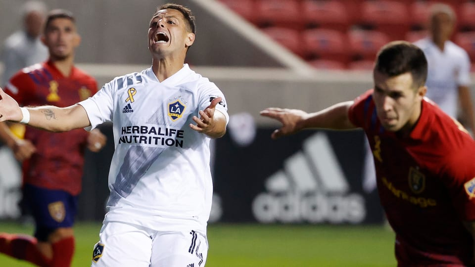 Finding Perspective Amid Chicharito's LA Galaxy Struggles, Unfulfilled Hype