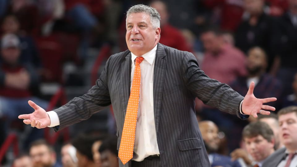 Auburn, Bruce Pearl Not Outsmarting Anyone With Self-Imposed Postseason Ban