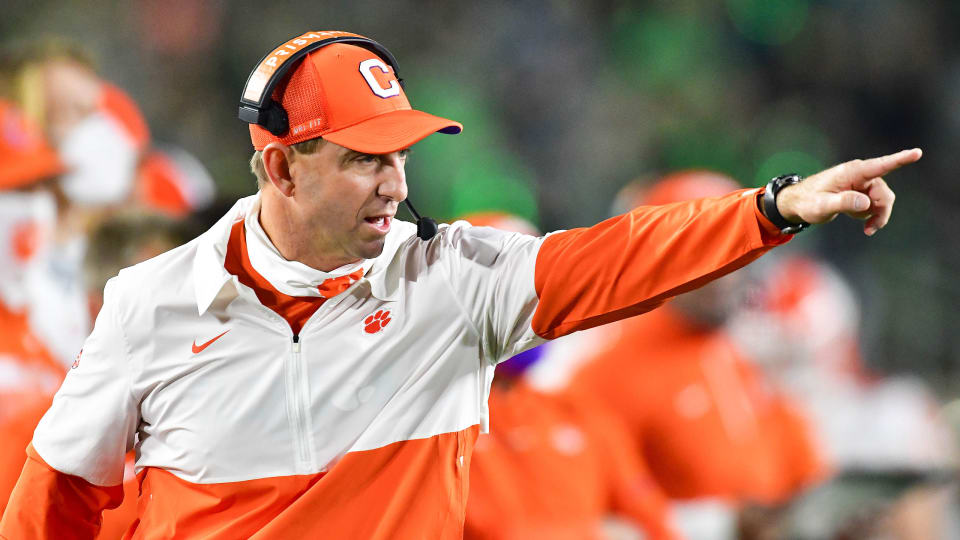 Forde-Yard Dash: Dabo Swinney's FSU Game Comments Miss the Mark