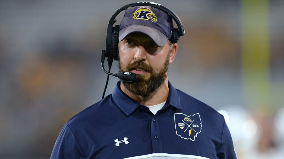 Sean Lewis Is Bringing Kent State Football Back to Life