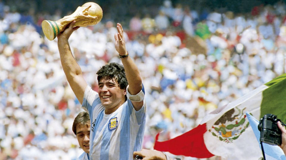 Measuring Maradona's Greatness, Gravity Goes Well Beyond the Trophies and Stats