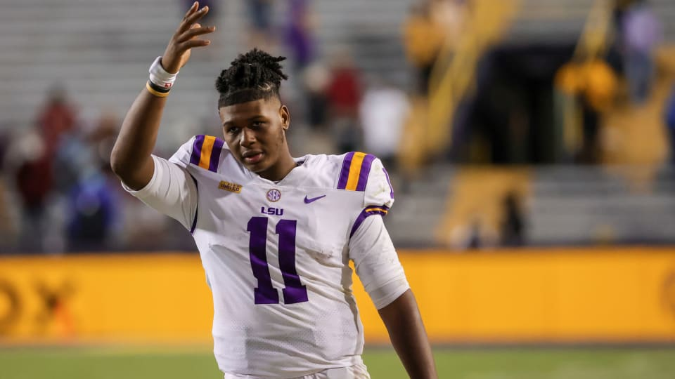 What to Expect From LSU Quarterback TJ Finley in First Start Against Top 25 Opponent
