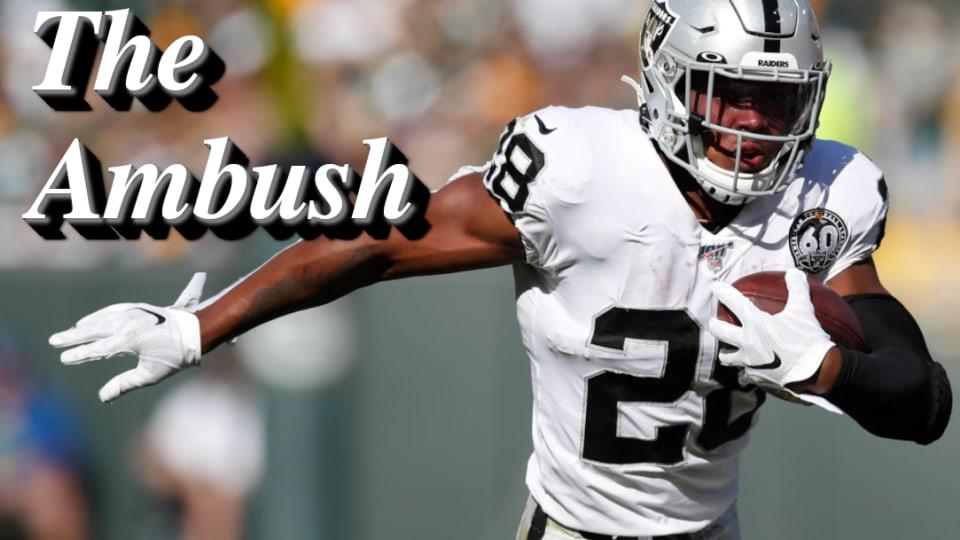 NFL Week 12 DFS Breakdown: The Ambush