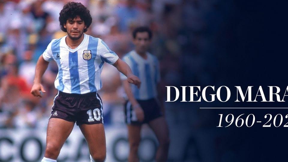 Diego Maradona Was a Timeless Icon