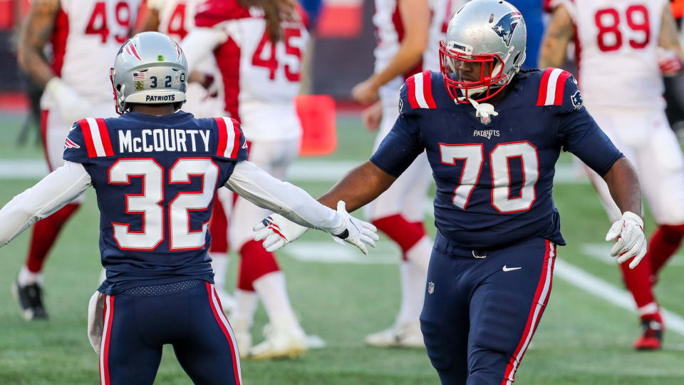 New England Patriots' Week 12 Report Card