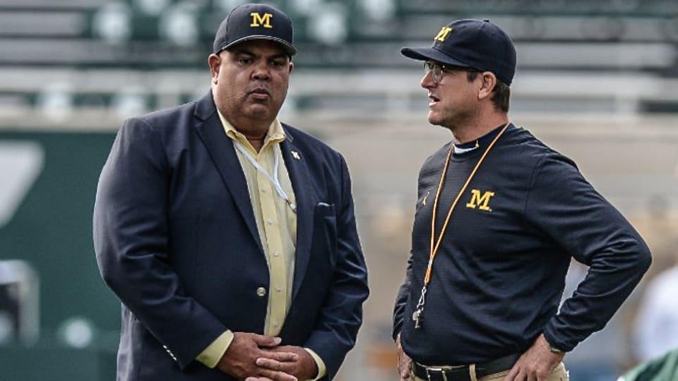 Michigan Athletic Director Warde Manuel Updates Status Of Football Program, Fires Back At Kirk Herbstreit