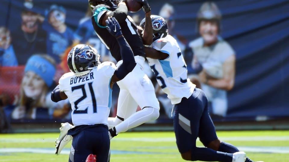 Jaguars Injury Update: DJ Chark Playing Vs. Vikings, Sidney Jones is Out
