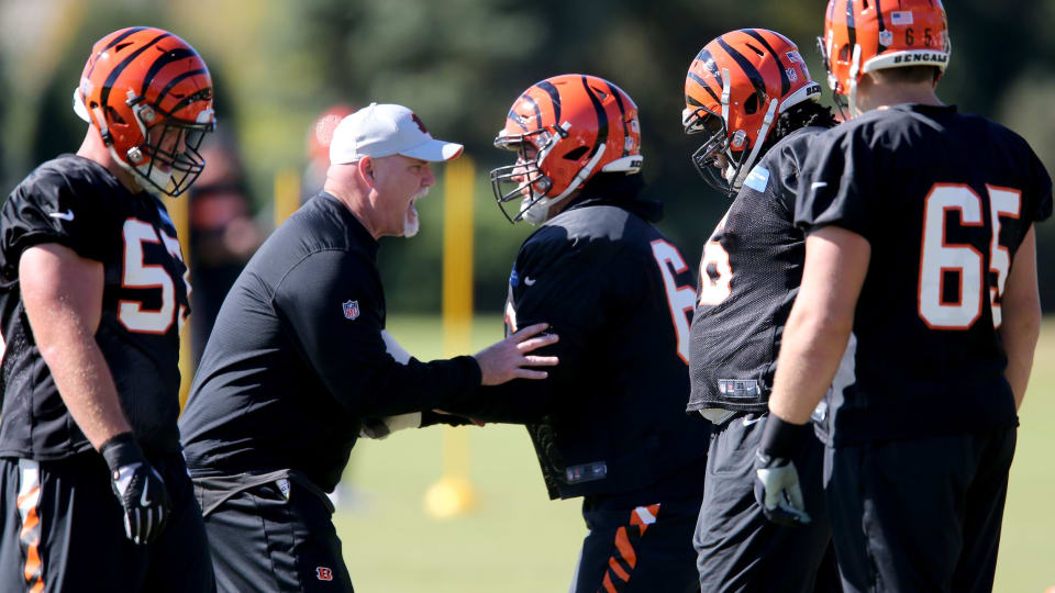 Bengals Offensive Line Coach Frank Pollack Ready to Make Impact in Trenches