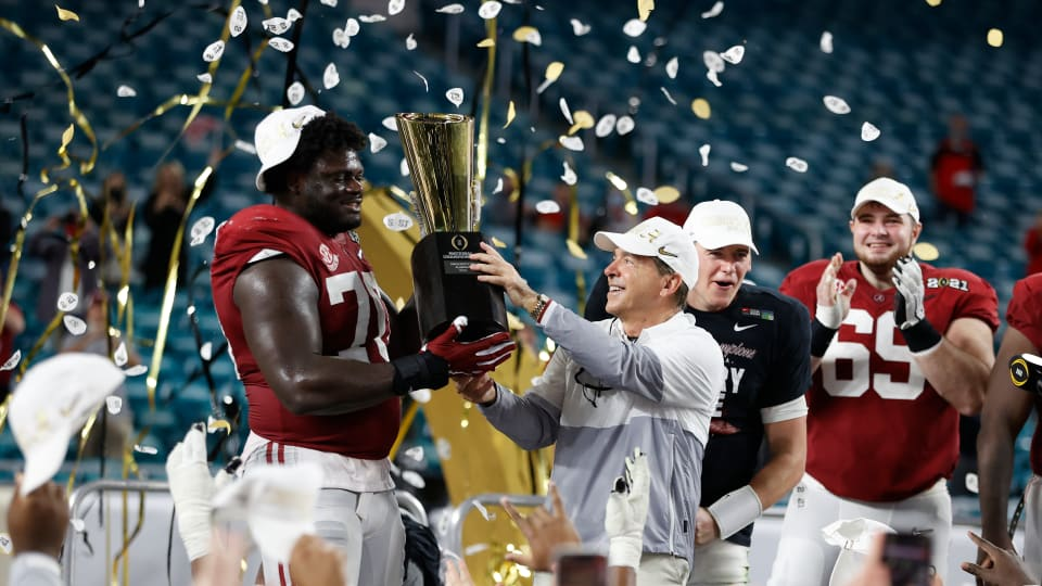 Alabama's 2017 Recruiting Class Stakes Claim As Best Ever