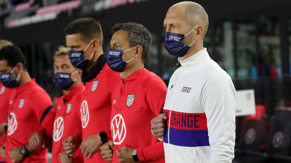 For USMNT, Representing the Country Amid Upheaval Remains a Complex Endeavor
