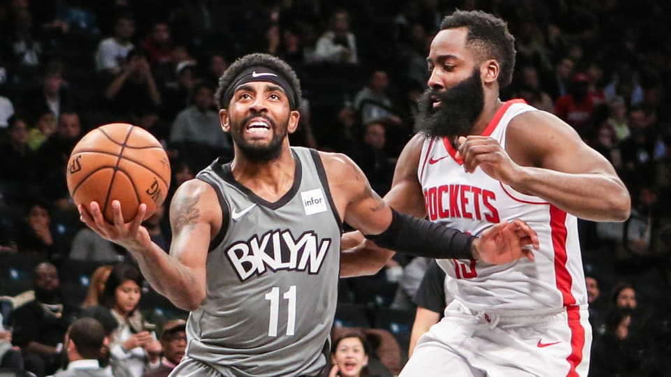 Breaking Down James Harden's Fit on the Nets