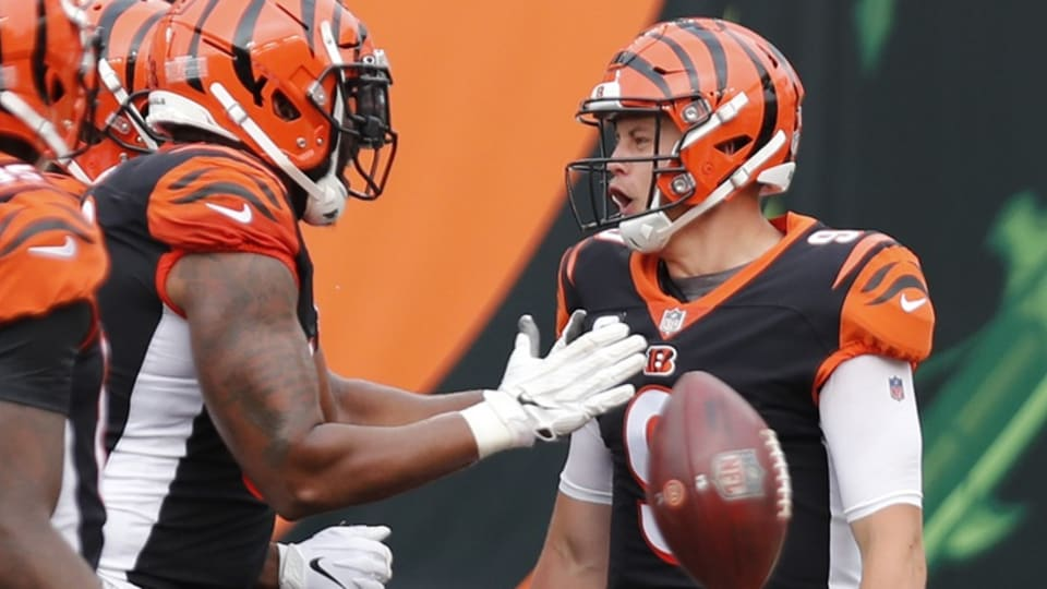 The Bengals' Offseason Mission is Simple: Get the Offense