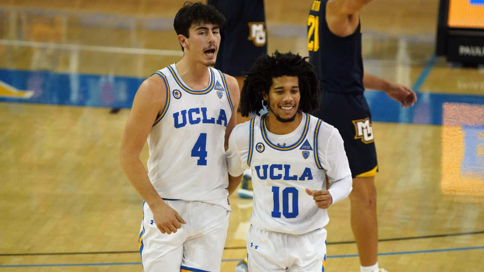 Pac-12 Midseason Check-in: UCLA Leading Charge in Resurgent Season