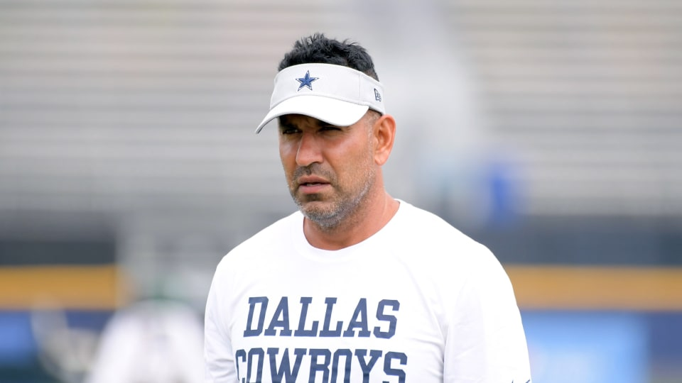 Report: Jaguars Set to Hire Sanjay Lal as Wide Receivers Coach
