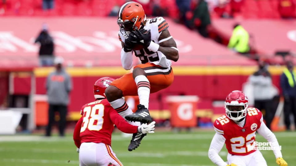 Misconceptions Regarding Browns Tight Ends, Especially David Njoku