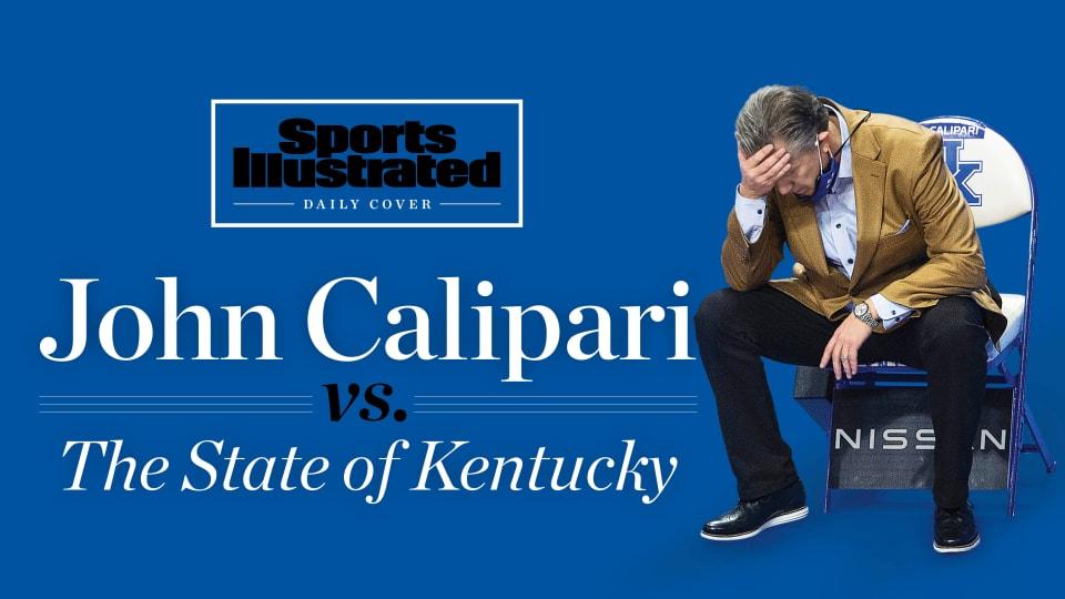 John Calipari vs. The State of Kentucky