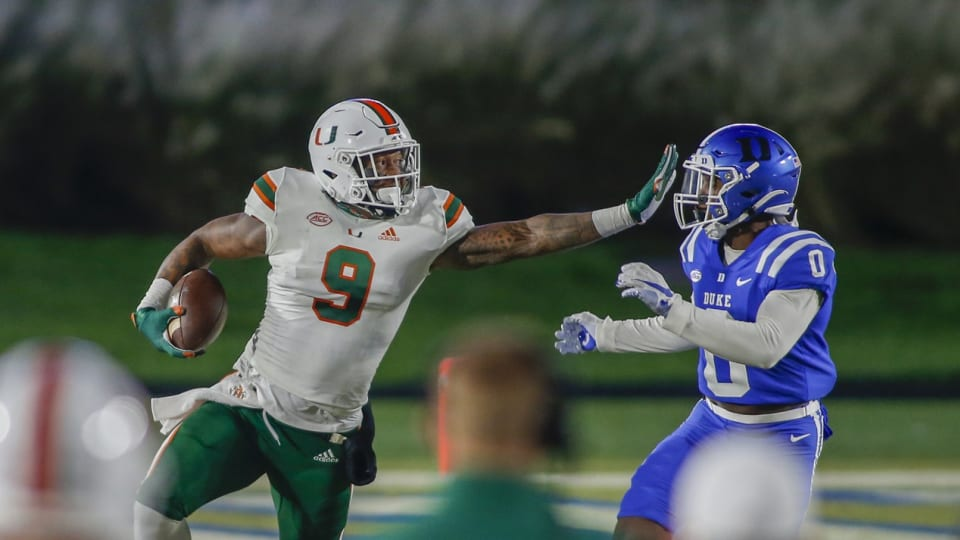 Scouting Report: Patriots Appear Interested in Playmaker Brevin Jordan