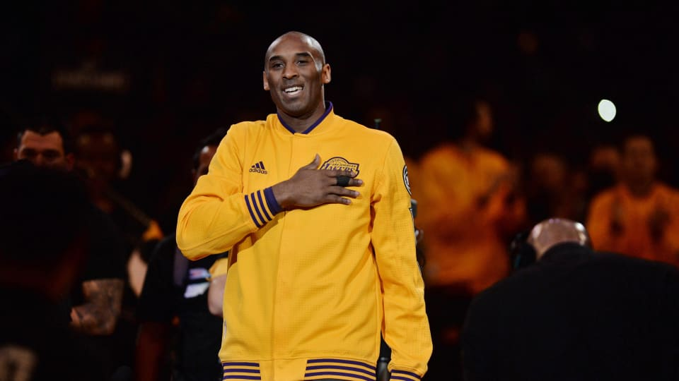 Kobe Bryant Left His Mark As a Generational Hero