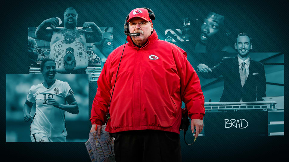 Andy Reid Goes to the Super Bowl With Philadelphia's Blessing