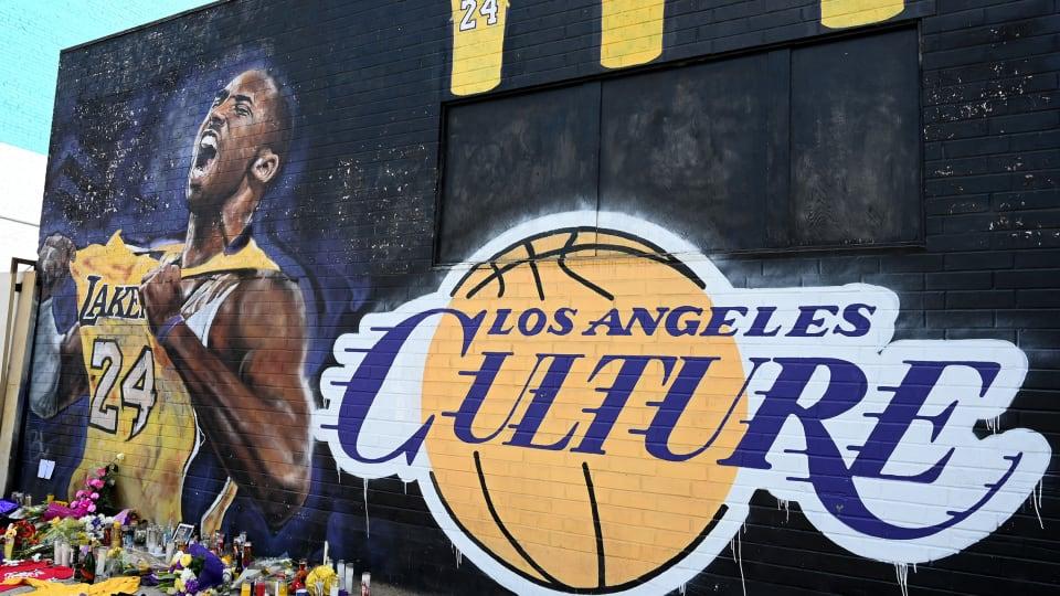 Kobe Bryant's Spirit is Still Alive Across Los Angeles