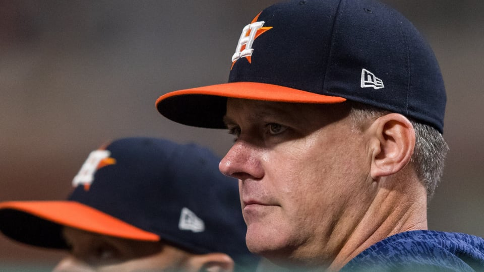 Fired Astros Manager AJ Hinch Opens Up About Failure to Stop Sign Stealing