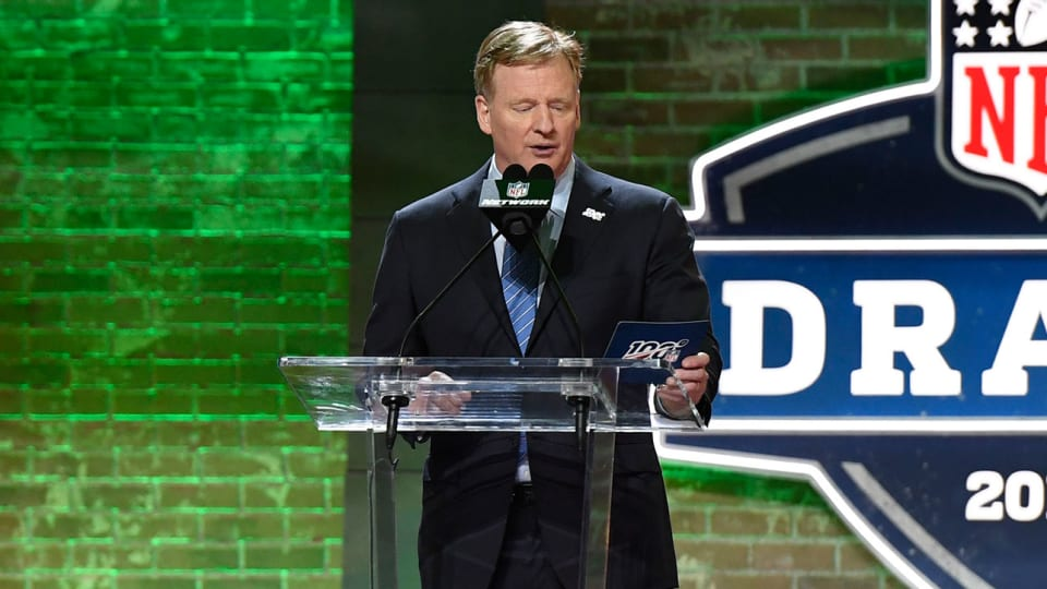 If the NFL Is Really Just Trying to Do Some Good, Why the Strong Man Routine From Goodell?