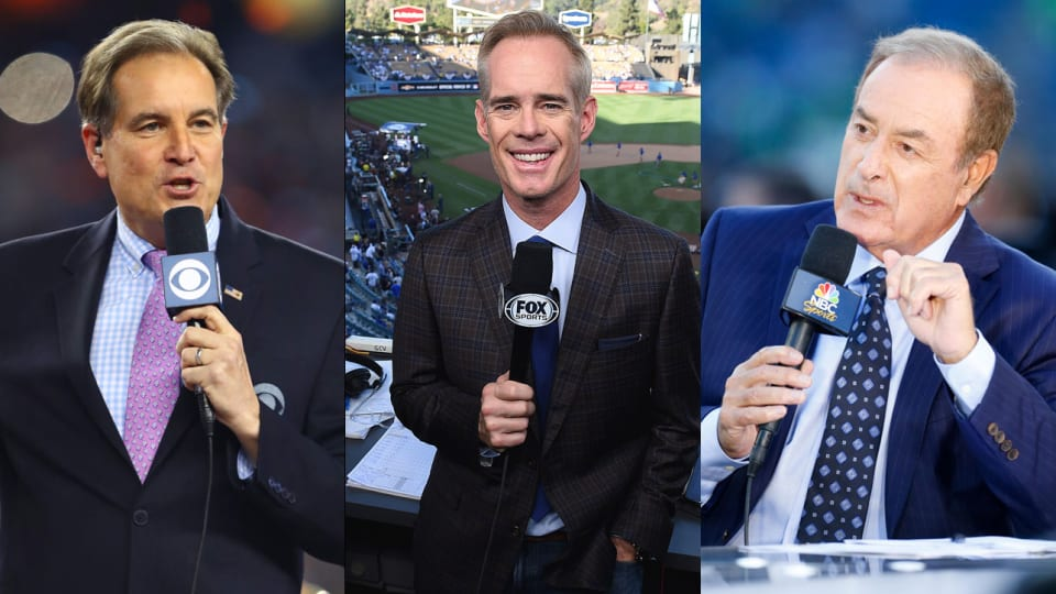 Top Play-by-Play Broadcasters Reveal the One Game They Wish They Had Called