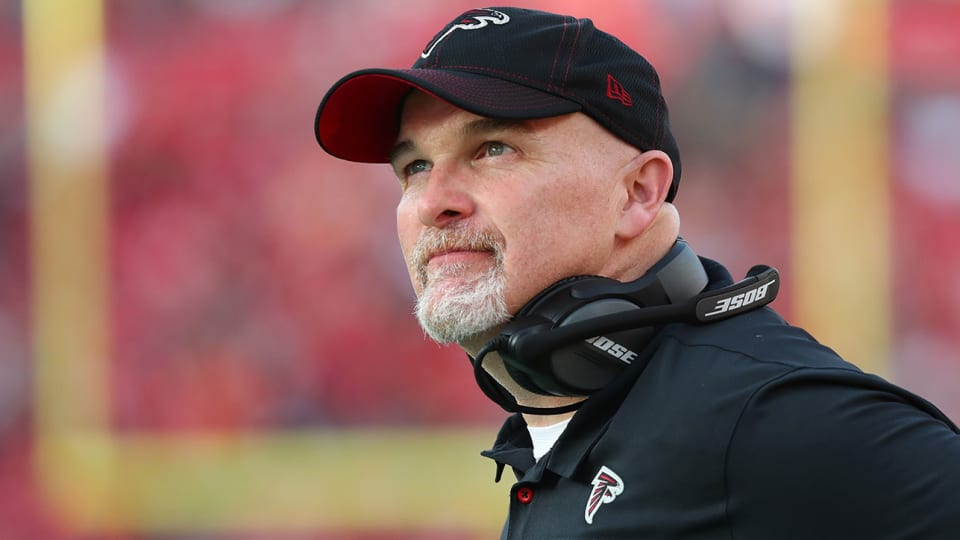 Dan Quinn Explains How NFL Coaches Are Preparing For the Season Amid Coronavirus