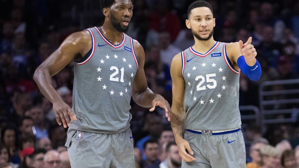 Daryl Morey Looks to Eliminate Ben Simmons, Joel Embiid Trade Noise