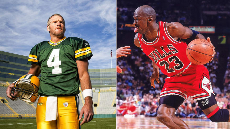 Comparing Brett Favre to Michael Jordan; Backlash to Proposed Rooney Rule Expansion