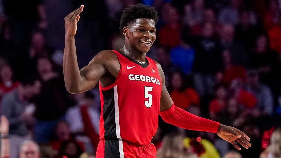 The Case for Anthony Edwards, According to Georgia Head Coach Tom Crean