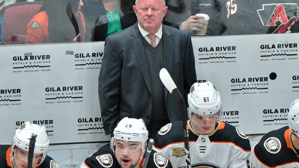 What's Bob Murray's Plan with the Anaheim Ducks?